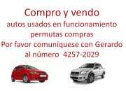 Compro y vendo autos usados