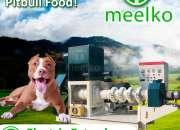 Meelko Extrusora para pellets alimento de perros 700-800kg/h 75kW - MKED135B.