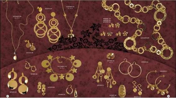 ae38bb5ed019 Venta por catalogo de joyas de oro