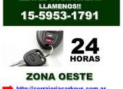 Llaves Codificadas  en San Isidro Tel *15-5953 1791* Zona San Martin