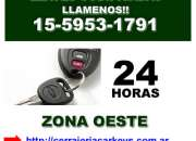 Llaves Codificadas   Olivos Tlfno *15-5953 1791* Zna San Martin