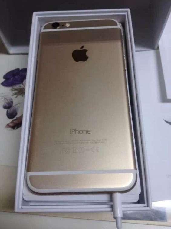 Vendo!!!iphone 6 gold edition 64gb impecable casi nuevo