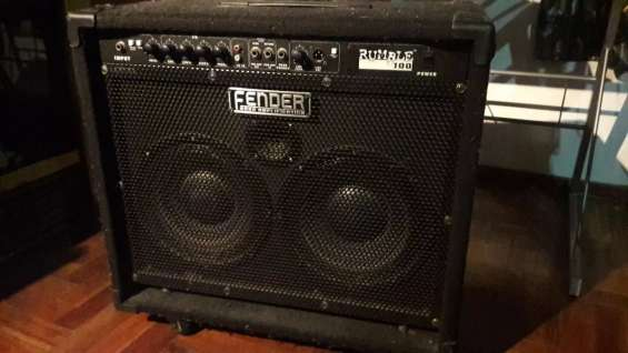 Fender rumble 100 2x10 100w vendo/permuto
