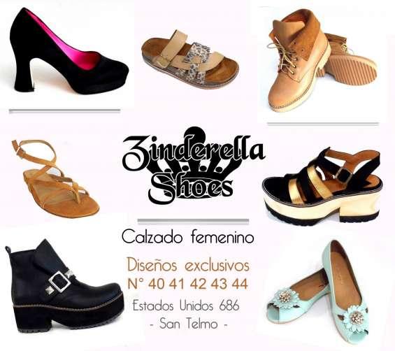 410ef01170424 Zapatos calzados de mujer numeros grandes 41 -42-43-44 en San Telmo ...