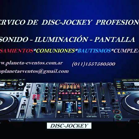 Servicio de disc-jockey