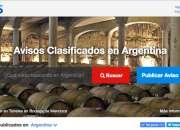 evisos clasificados en Argentina