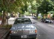 vendo mercedes 190 e  1987