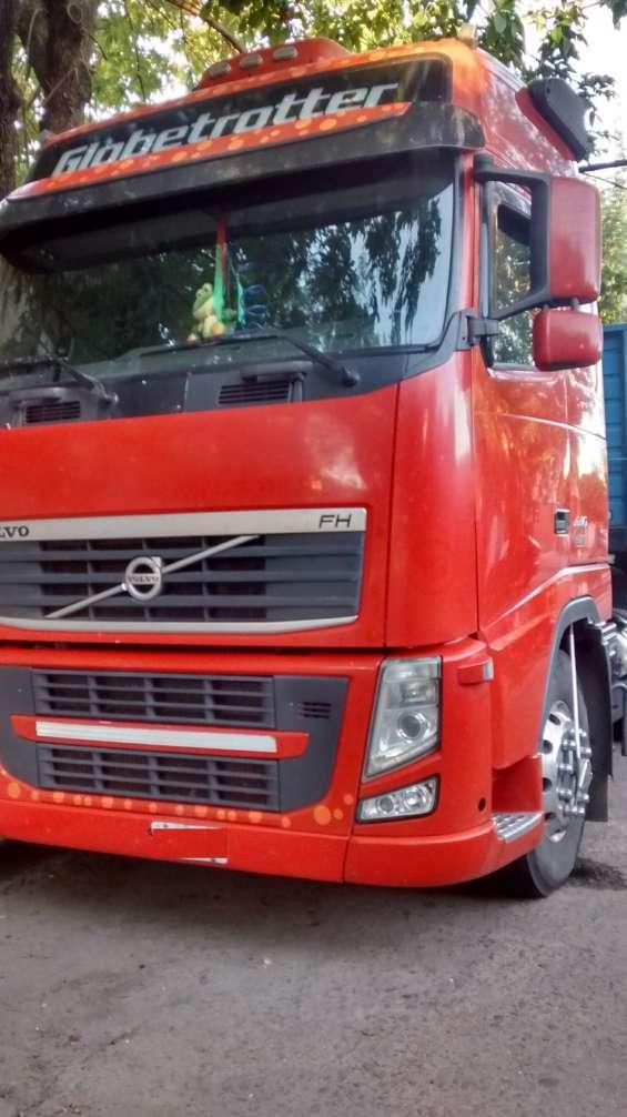 Camión volvo fh 440 tractor año 2010