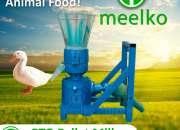 Meelko Peletizadora 230mm 22hp PTO para concentrados balanceados 300-400kg/h - MKFD230P