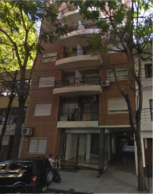 Alquiler departamento 1 dormitorio paraguay 1460 rosario