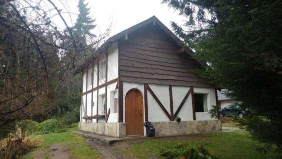 Villa la angostura cabaña alquiler temporario en complejo turístico