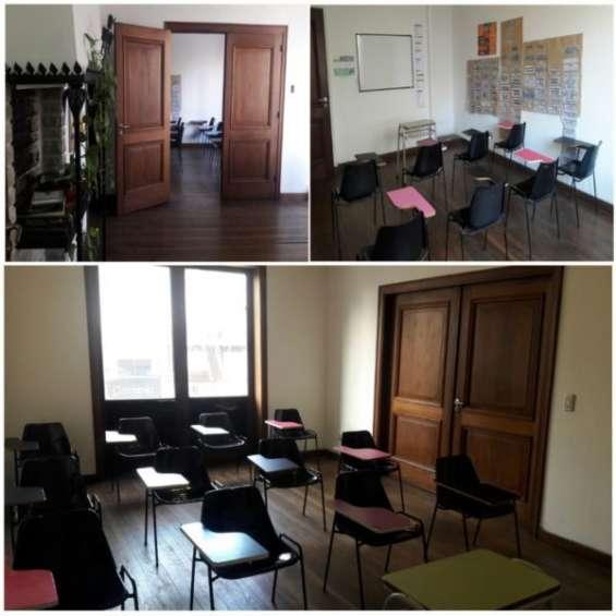 Alquiler aulas-salón eventos-consultorio en mdp