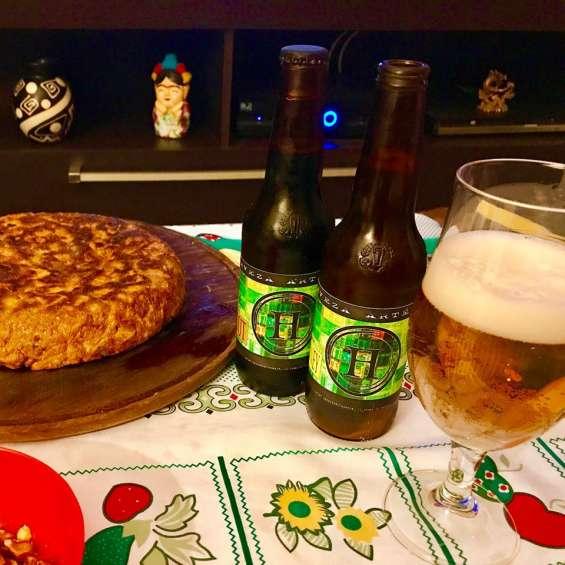 Cerveza artesanal y a domicilio!
