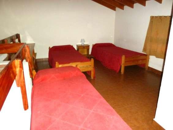 Dormitorio 3 camas single