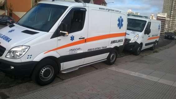 Fotos de Ambulancias urgensar 4