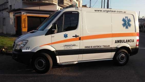 Fotos de Ambulancias urgensar 3