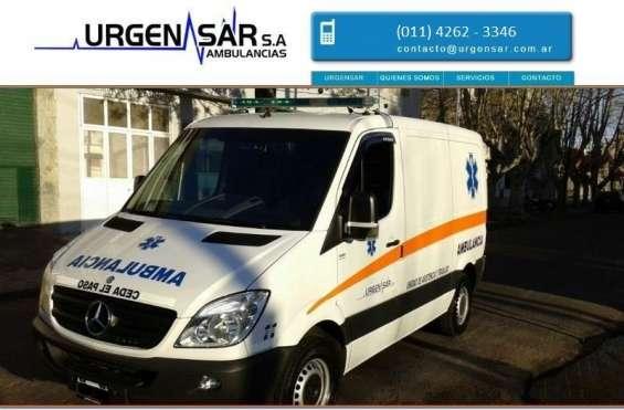 Fotos de Ambulancias urgensar 5