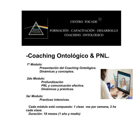 Coaching & pnl - a distancia