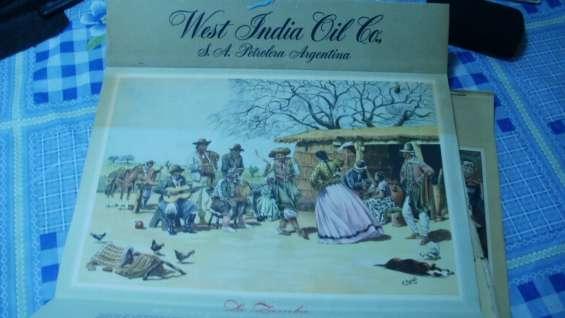Almanaque west indian oil co