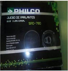 Parlante philco nuevo