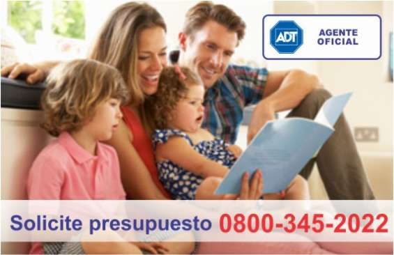 Promoción adt en carcaraña 0800-345-2022 |  adt | agente oficial