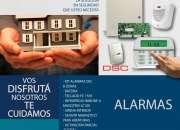 Alarmas para domicilios negocios, empresas, vecinales. DSC