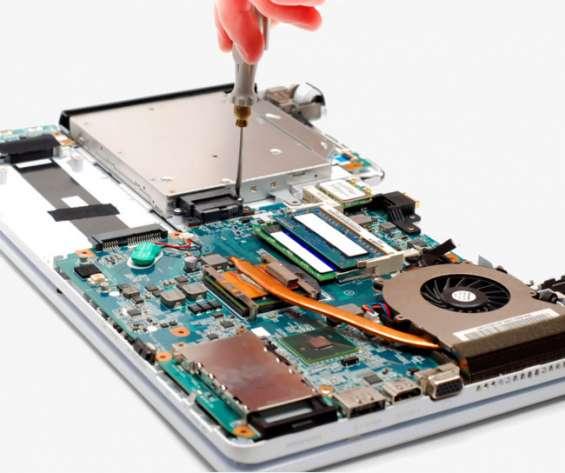 Armado y reparacion de computadoras - zona oeste