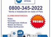 Alarmas hogar y empresa en Mendoza 0800-345-2022 | ADT Agente Oficial