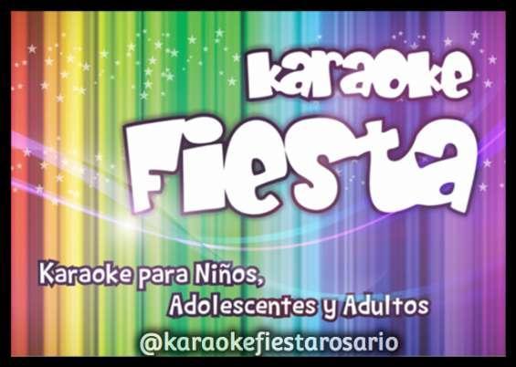 Karaoke en rosario alquiler - karaoke fiesta rosario