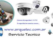 Instalacion de camaras de seguridad cctv