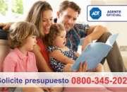 Alarmas para casas en Rosario   Adt   0800-345-2022   Agente Oficial