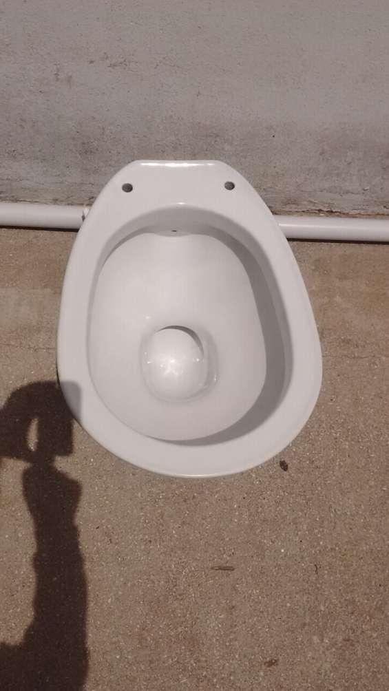 Inodoro blanco $1300