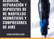 Coraire martillos neumáticos ex Catelo