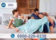 Alarmas para casas. todo el país 0800-220-0238 / adt